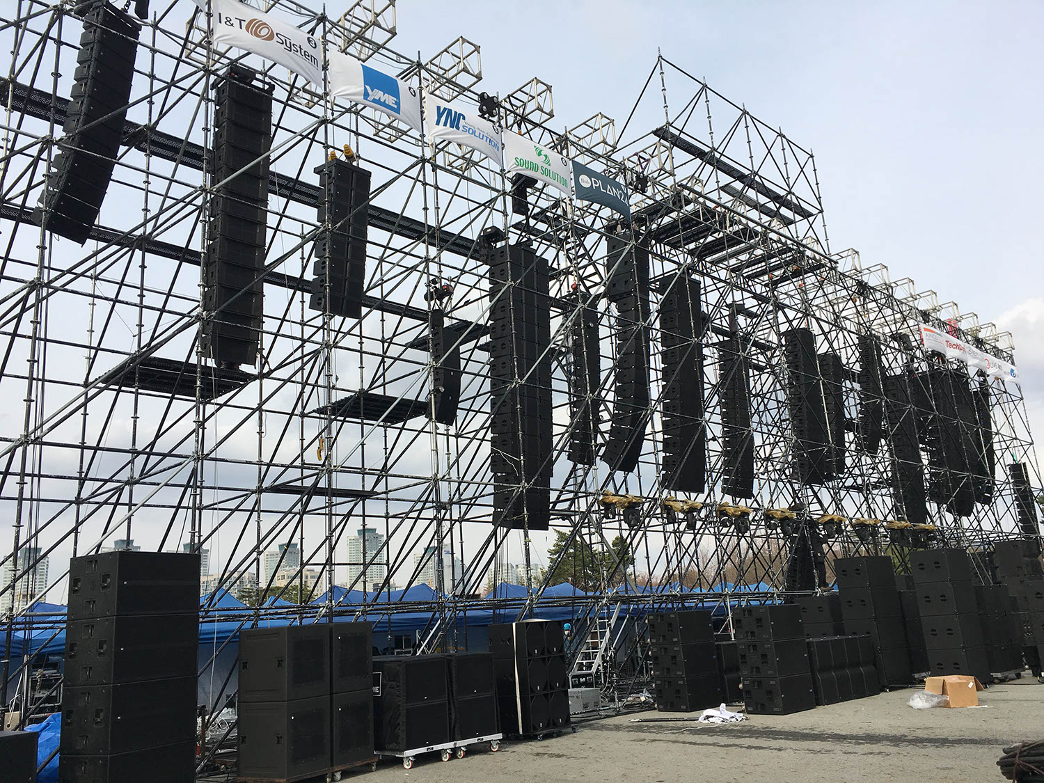 Voice-Acoustic at SFID Sound Festival in Daejeon, Korea