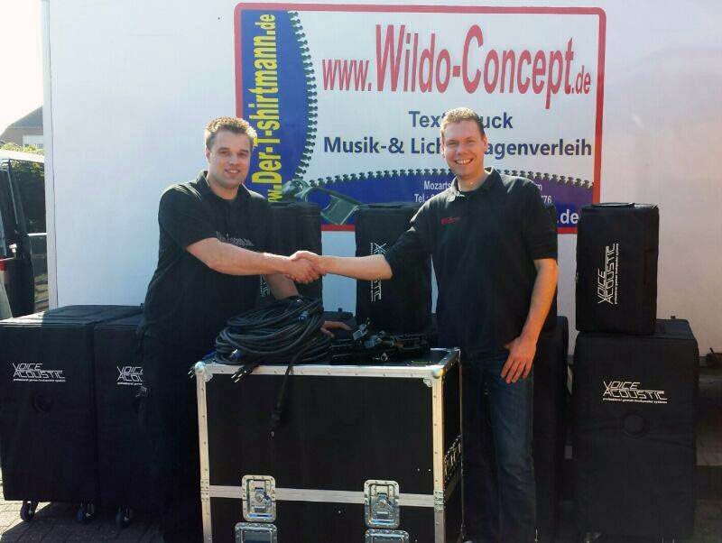 Company Wildo-Concept invested in Voice Acoustic PA