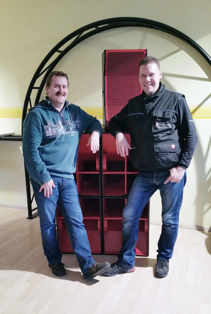 Voice-Acoustic and Beschallungstechnik Berends