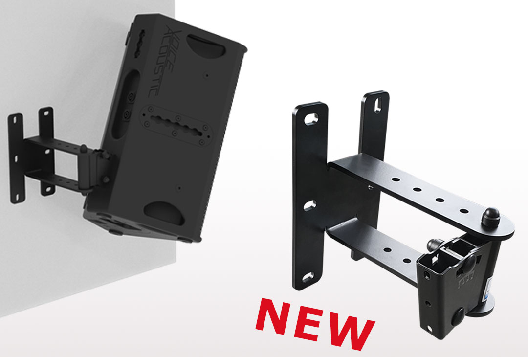 New in program - Wall mount with extension