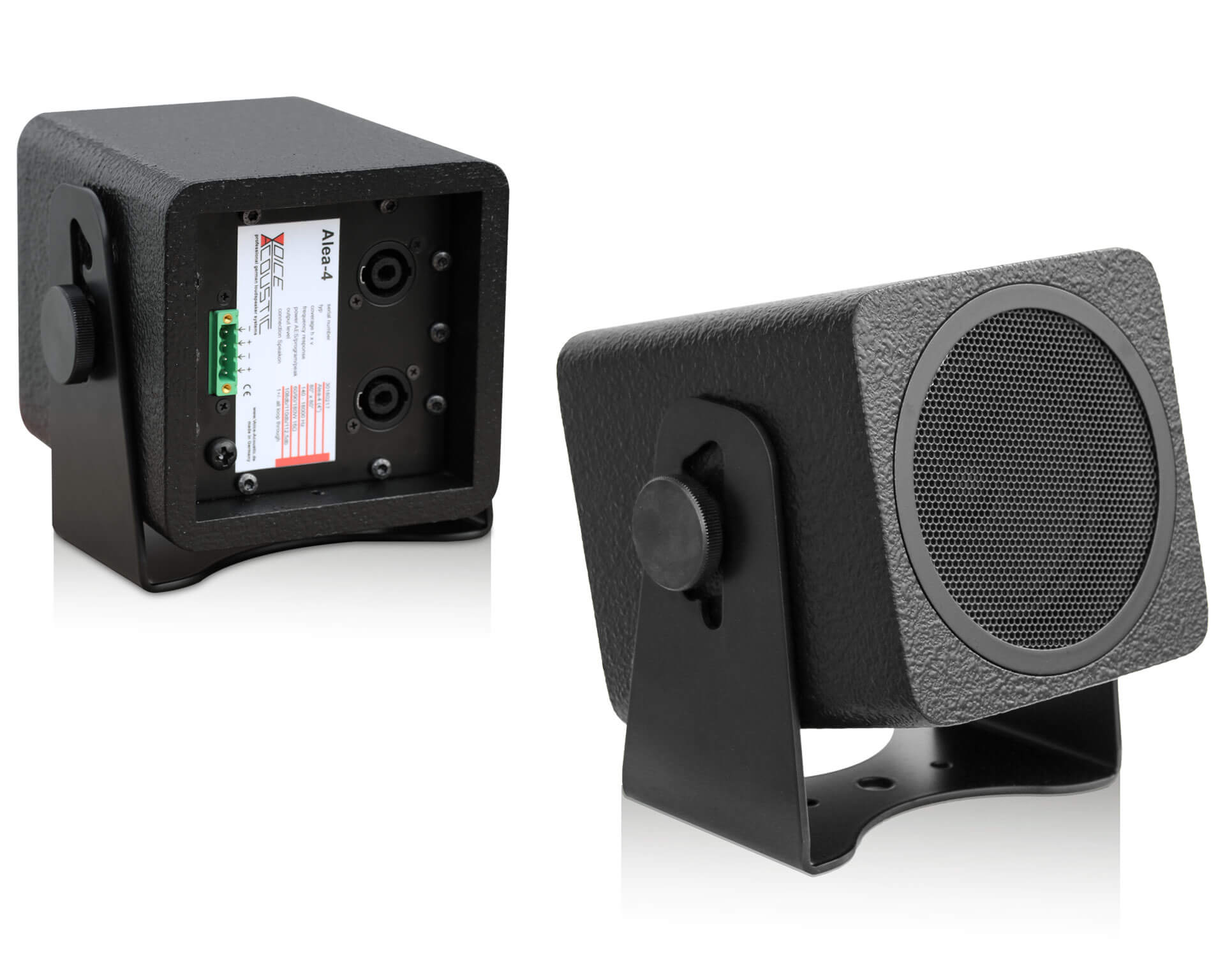 New in program: Alea-4 Compact loudspeaker